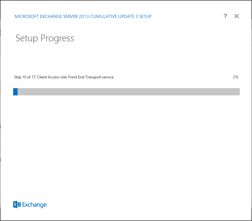 Upgrade Exchange 2013 Cu2v2 To Cu3 Technet Articles