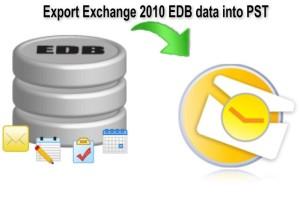 export pst
