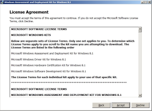 adk license agreement
