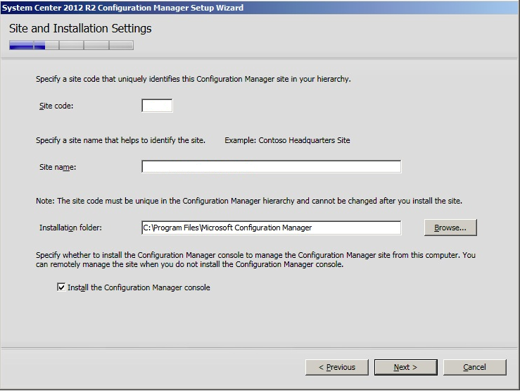 sccm client assigned site code